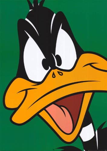 daffy-duck-27-x-40-movie-poster-style-a