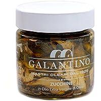 Courgette in nativem Olivenöl 230gr