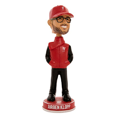 f6447a238cc Liverpool FC LFC Klopp Bobblehead Official by New Balance at the ...