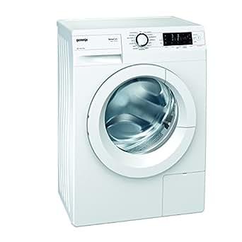gorenje w 6543 s waschmaschine fl a 6 kg 1400 upm wei sensocare waschsystem quick 17. Black Bedroom Furniture Sets. Home Design Ideas