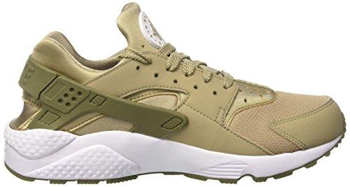 Nike Herren Air Huarache Turnschuhe Grün (Khaki/khaki/medium Olive/white)