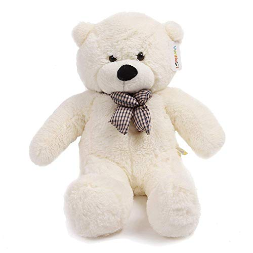 120 cm gigante teddy oso peluche adorno nudo animal