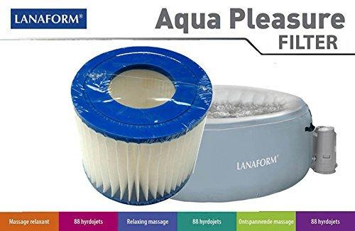 Preisvergleich Produktbild LANAFORM aquapleasure Filter