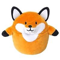 Sun Lemon HUGHUG Series Animal Soft Plush Marshmallow Stuffed Toy H8×W11×D6cm Japan Import