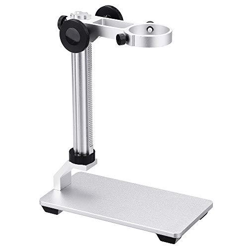 Halterung für Mikroskop aus Aluminiumlegierung, für die meisten Modelle geeignet -