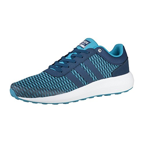 adidas Cloudfoam Race, Chaussures de Sport Homme blue