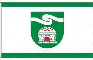 Königsbanner Hissflagge Sievershütten - 80 x 120cm - Flagge und Fahne