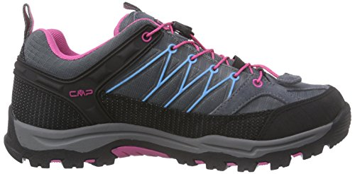 C.P.M. Rigel, Chaussures de randonnée garçon Gris (Grey-fuxia-acquario)