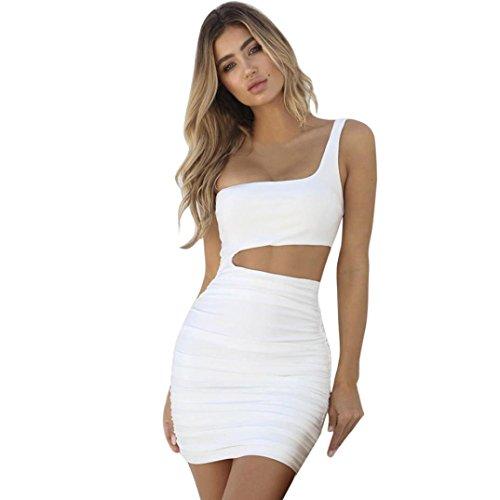 e676c85b66fb Vestito da donna   feixiang il miglior prezzo di Amazon in SaveMoney.es