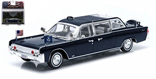 GREENLIGHT GREEN86110A LINCOLN CONTINENTAL SS-100-X 1961 KENNEDY