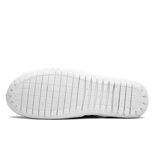 ZXCV Scarpe all'aperto Scarpe da uomo scarpe pigro scarpe casual scarpe sportive puro Nero
