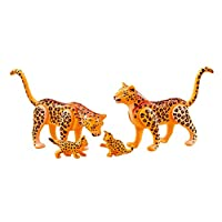 Playmobil 539 Leopards Family with Babies