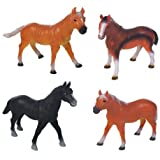 giocheria RDF87207 plüschtiere pferde cm.30
