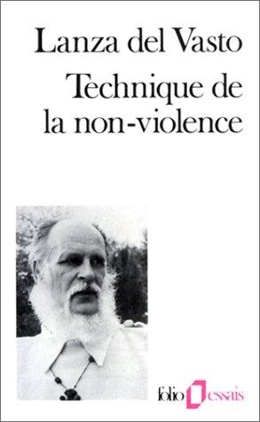 Technique de la non-violence