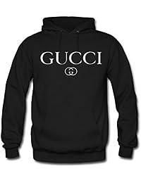 Gucci - Sweat-shirt à capuche - Homme -  noir - Medium