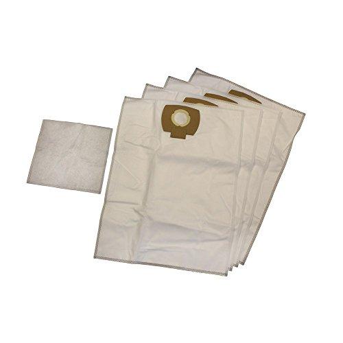 Serie Filter Bag (Von Europart für Nilfisk-Alto Aero Serie Filtertüten mit Fleece-Wet-Filter, 1 Stück 4)