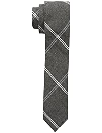 Original Penguin Men's Avenue Grid Tie