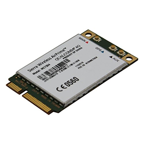 MC7304 Module GSM EDGE, GPRS, HSDPA, HSPA+, HSUPA, LTE 4G SIERRA WIRELESS 1900 Edge