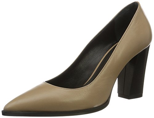 Oxitaly Damen Shally 100 Pumps, Beige (Corda), 38 EU