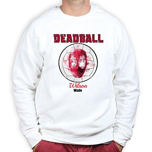 Dead Ball Castaway Mr. Wilson Ball Funny Pullover
