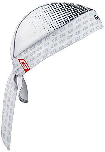 GripGrab Mütze Bandana, Weiß, One Size, 25013