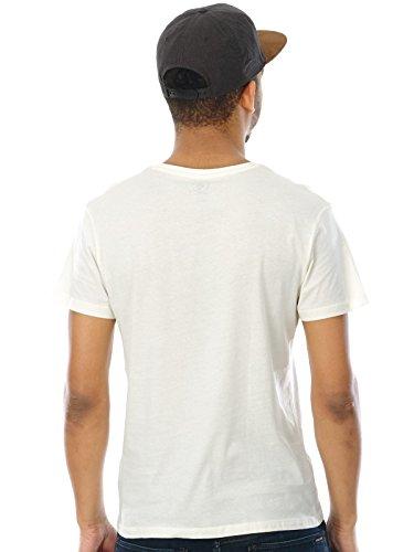 Volcom Uomo Maglieria / T-shirt Zineone Bianco