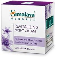 Himalaya Herbals Revitalizing Night Cream, 25gm