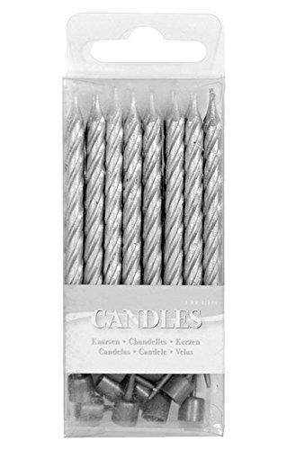 Candele Mini argento