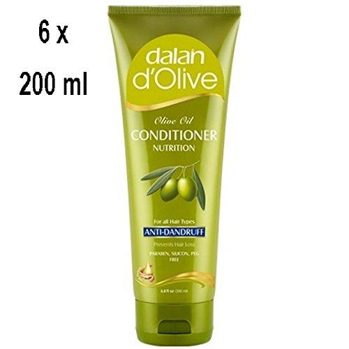 6-x-dalan-d-olive-anti-forfora-condizionatore-per-tutti-i-tipi-di-capelli-200-ml