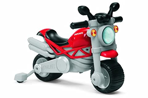 Chicco Jouet premier âge Porteur Ducati (Moto Ducati)