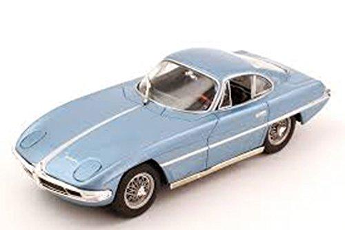 Lamborghini 350 GTV 1963 Azur Lights Closed 1:43 Model 56011