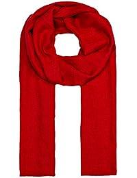 0dd08fbdc1ee24 MANUMAR Schal für Damen einfarbig | Hals-Tuch in Uni-Farben als perfektes  Sommer- Accessoire | Klassischer Damen-Schal | Stola | Mode…