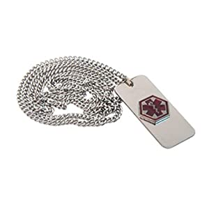 Apex Healthcare Products Medical Emergency Necklace -