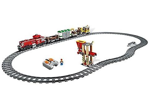 Lego City 3677 - Güterzug mit Diesellokomotive
