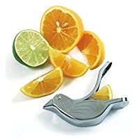 Norpro Lemon and Lime Squeezer, Silver