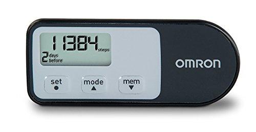 Omron Hub - Omron HJ-321 Schrittzähler - (Mehrfarbig)