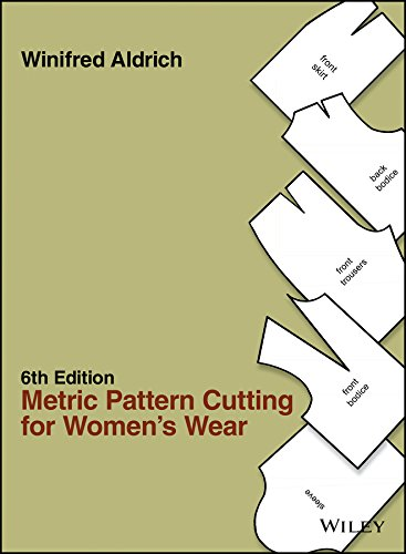 Metric Pattern Cutting for Women's Wear