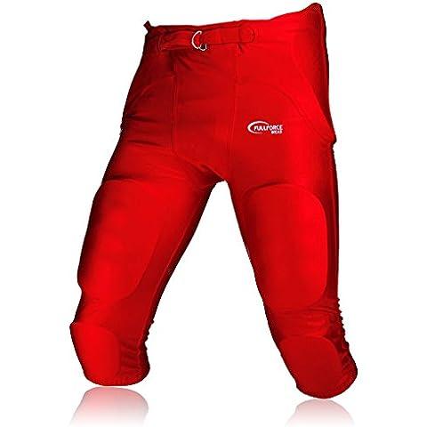 De fútbol americano Chrusher 7 fuerza de pantalones