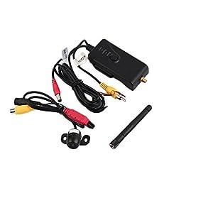 camarita wifi: Cámara de copia de seguridad de coche Wifi Impermeable en tiempo real Receptor d...