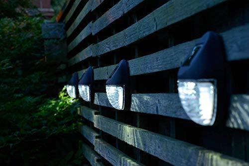 Solarize set di lampade decorative da giardino a energia