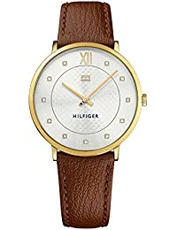 Tommy Hilfiger Analog White Dial Women's Watch - TH1781809