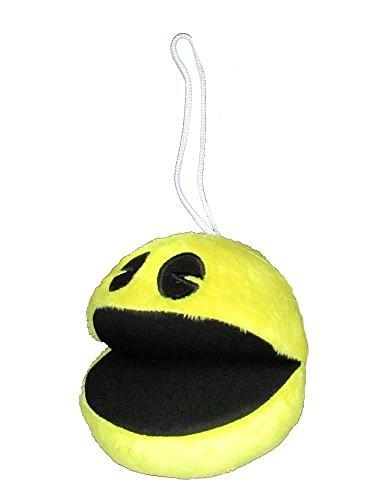 pac-man-collectable-pacman-plush-soft-toy-plush-figure-pac-man-10-cm