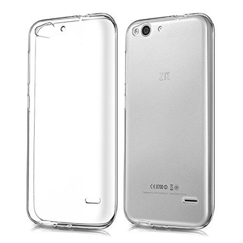 kwmobile ZTE Blade S6 4G LTE Hülle - Handyhülle für ZTE Blade S6 4G LTE - Handy Case in Transparent