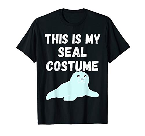 Kostüm Süße Robbe Seehund Seerobbe Shirt ()