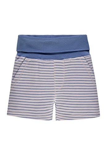 d2a1c03496 Steiff Jungen Baby-Shorts Weiss/Blau (902) 80