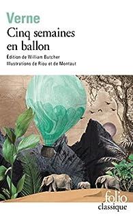 Cinq semaines en ballon par Jules Verne