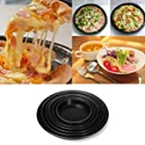 6 Sizes Round Aluminum Alloy Pizza Pan N...
