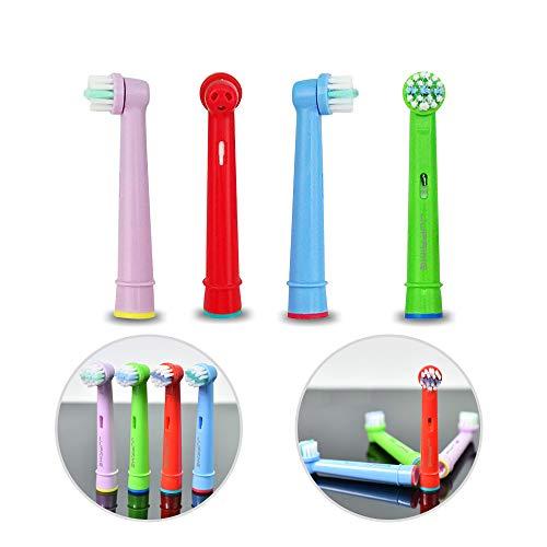 JJPRIME - Cabezales repuesto cepillos dientes eléctricos