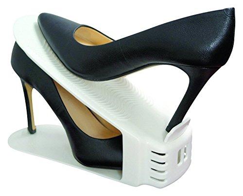 Smart Space Schuh Space Saver 2 Pack Verdoppeln Sie Ihren Speicher