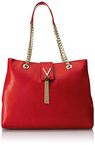 valentino-by-mario-valentino-damen-diva-schultertaschen-rot-rosso-37x26x13-cm